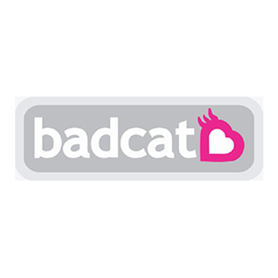 Logo Bad Cat