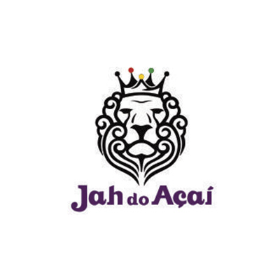 Logo Jah do Açaí