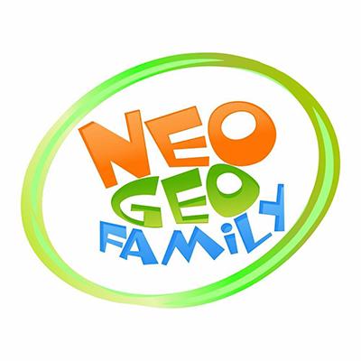 Logo Neo Geo Family