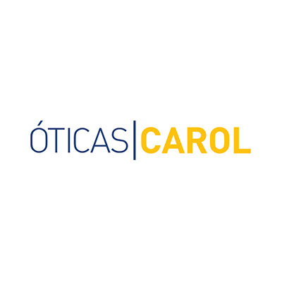 Logo Óticas Carol