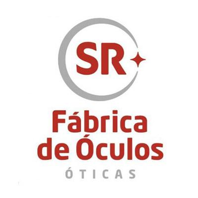 Logo Fábrica de Óculos SR