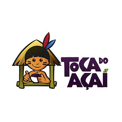 Logo Toca do Açai