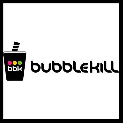 Logo Bubblekill