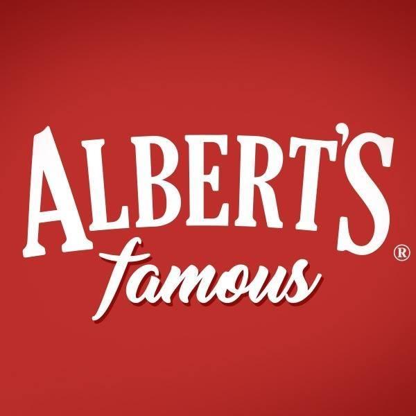 Logo Albert´s Famous