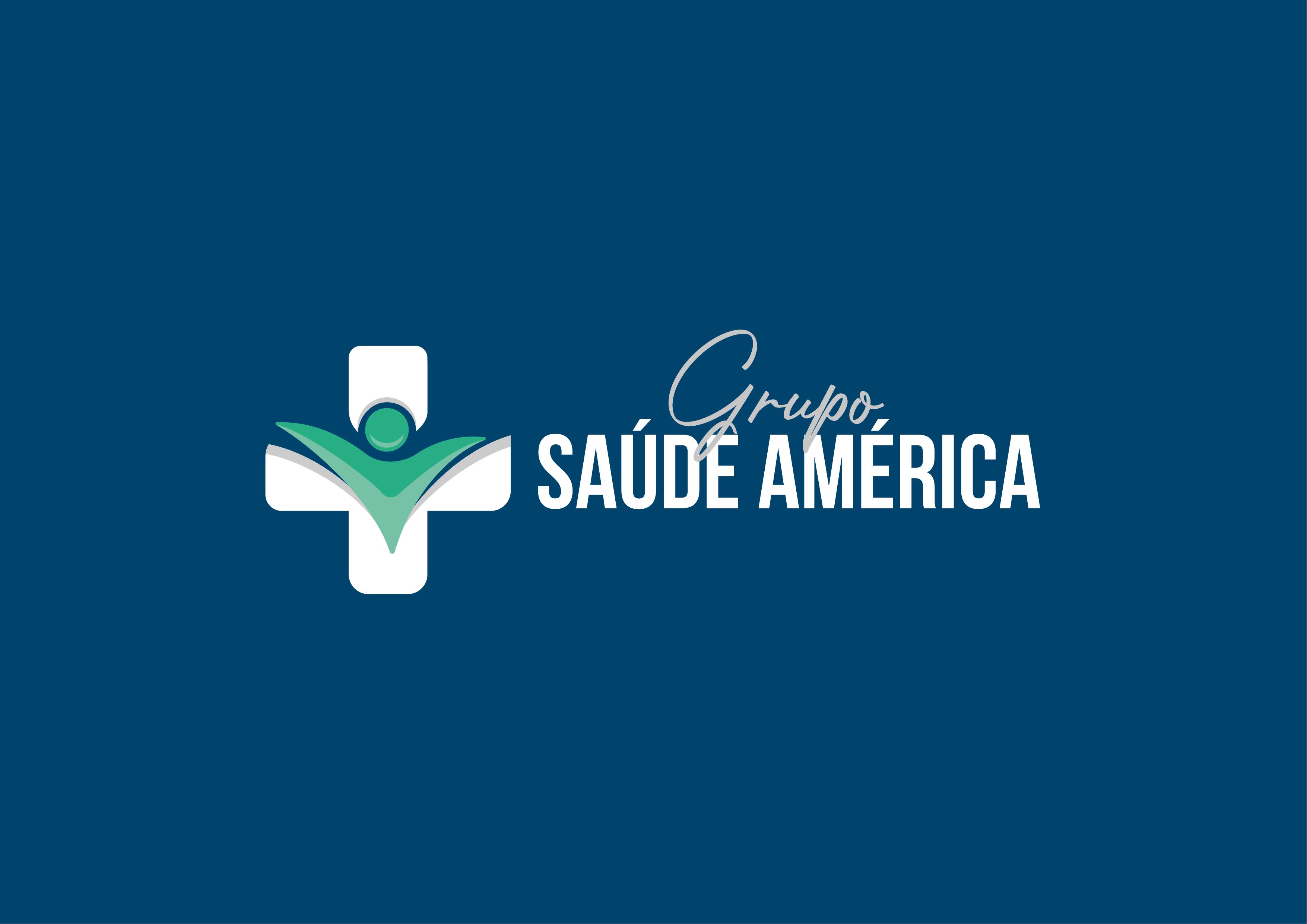 Logo Grupo Saúde América
