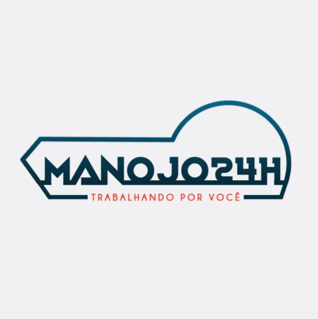 Logo Chaveiro Manojo 24H