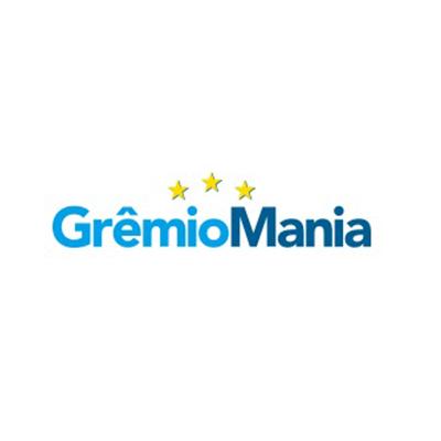 Logo Grêmio Mania