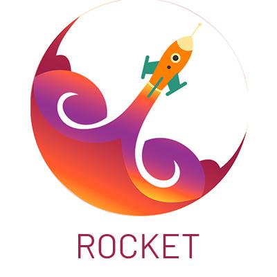 Logo Rocket