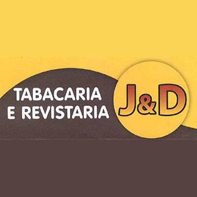 Logo Tabacaria e Revistaria J & D