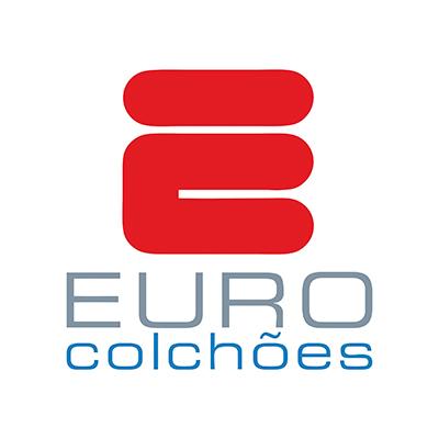 Logo Euro Colchões