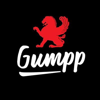 Logo Gumpp Brasil