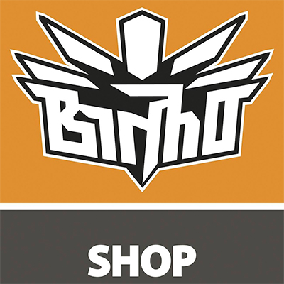 Logo Binho Shop