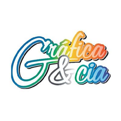Logo Gráfica e Cia