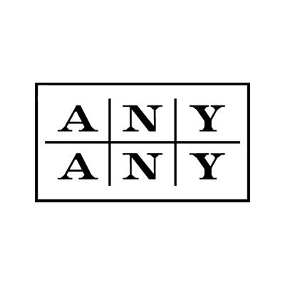 Any Any