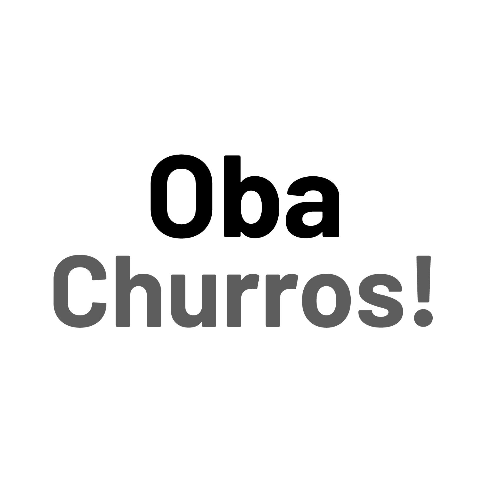 Oba Churros