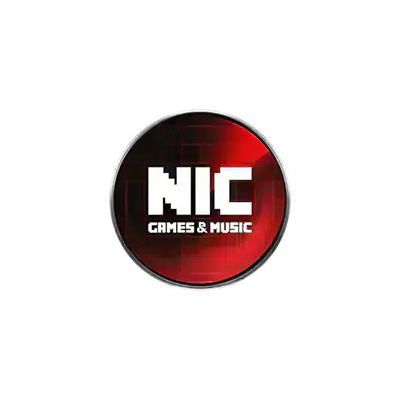 Logo Nic Games & Music