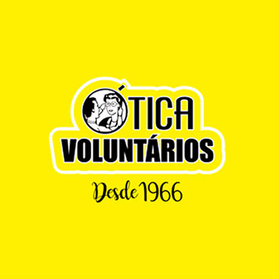 Logo Ótica Voluntarios