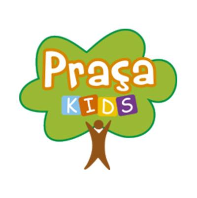 Logo Praça kids