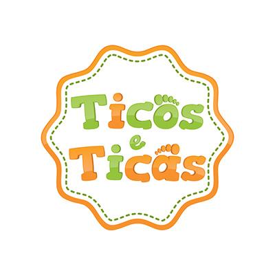 Logo Ticos e Ticas