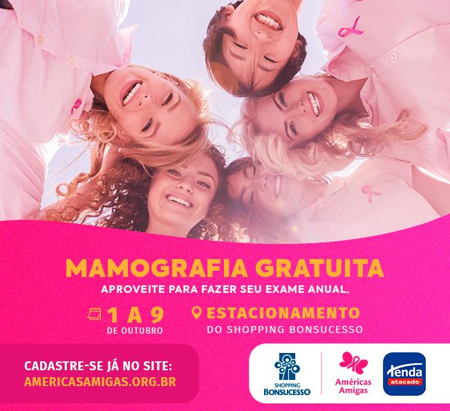 Mamografia Gratuita