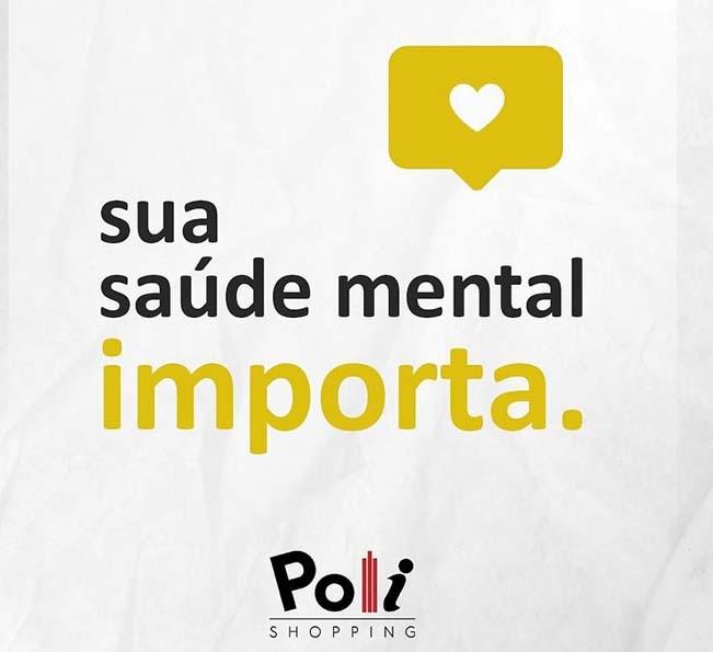 Sua Saúde Mental importa.
